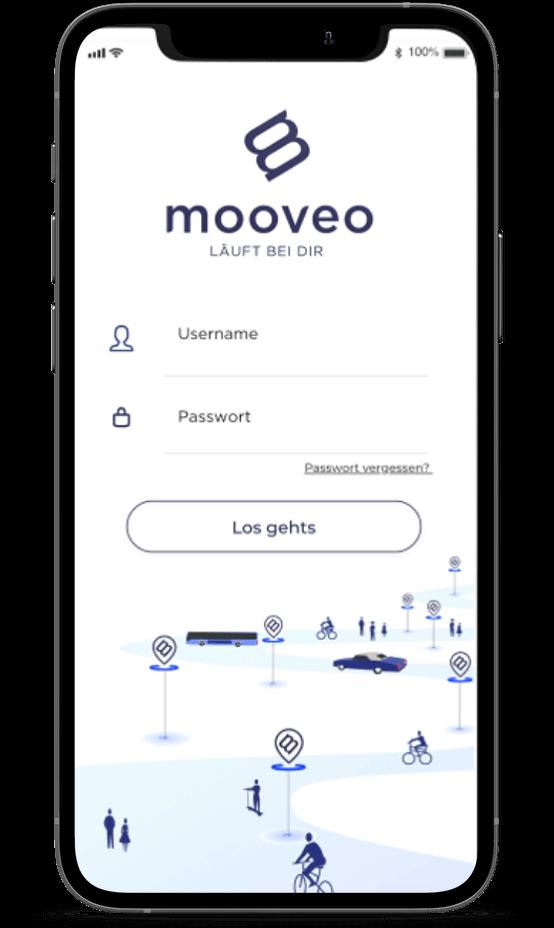 Mooveo - So funktioniert's